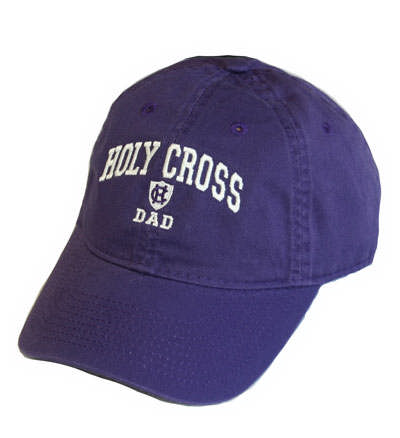 Image For Adjustable Holy Cross Dad Cap by Legacy  88811