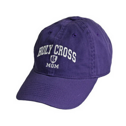 Image For Adjustable Holy Cross Mom Cap by Legacy   88812