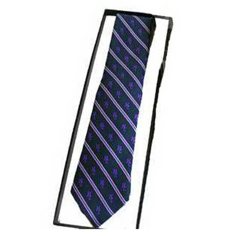 Image For Vineyard Vines Striped w/interlocking HC Tie   80034