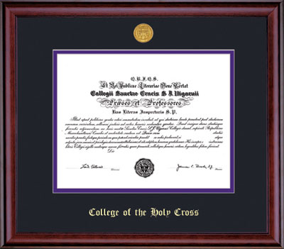 Cover Image For Classic Diploma Frame - Classic   64567