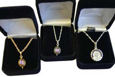 Image For Attractive Holy Cross Necklaces 61397