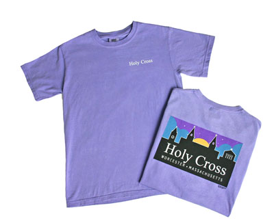 Cover Image For UScape T-Shirt With Campus Skyline logo 93378