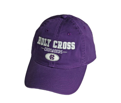 Image For Adjustable Holy Cross Crusaders Cap by Legacy 92853
