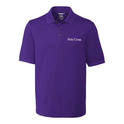 Image For Holy Cross Advantage Polo By C&B 93034