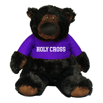 Image For Holy Cross Plush Bear 96499