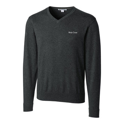 Image For Cutter & Buck Men's Lakemont V-Neck Sweater 2100021