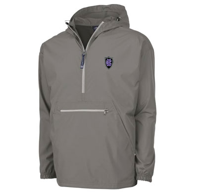 Image For Charles River  Lightweight Pack-N-Go Pullover 2100427