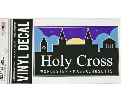 Image For Uscape Holy Cross Vinyl Decal 2100249
