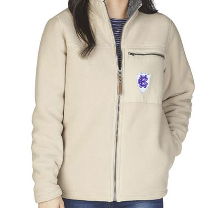 Image For Charles River Women's Jamestown Fleece Jacket 2100392
