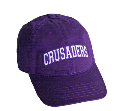 Image For Adjustable Holy Cross Crusaders Cap by Legacy 2096936