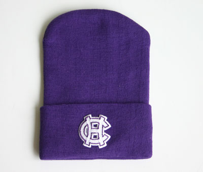Cover Image For Holy Cross Newborn Baby Knit Cap 2092152