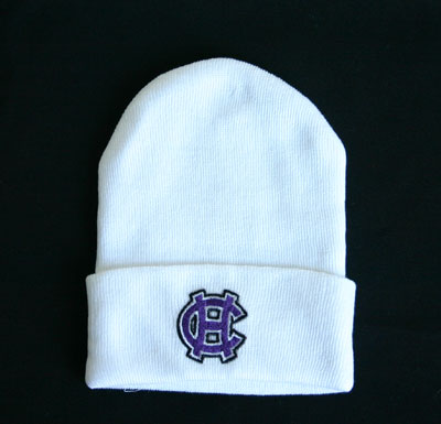 Cover Image For Holy Cross Newborn Baby Knit Cap 2092151