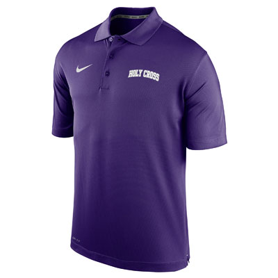 Cover Image For Nike Holy Cross Varsity Polo 2100734