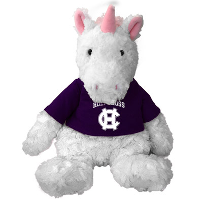 Image For Holy Cross Unicorn Plush Animal 2101479