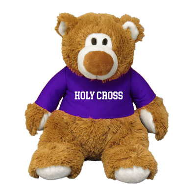 Image For Holy Cross Plush Bear